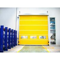 Buy cheap 304 Stainless Steel Frame Industrial High Speed Door For Internal and External Areas from wholesalers