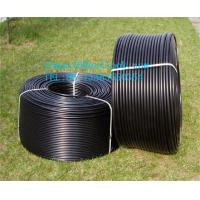 Buy cheap Double wall corrugated PE pipe for drain water from wholesalers
