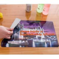 Buy cheap Promotional PP/PVC Placemat Table Mat With Good Quality,vinyl weven decorative PVC placemats recycled table mat,Silicon from wholesalers