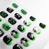 Buy cheap Cool Halloween Artist Nail Custom Acrylic Magical Nail For Adult Finger product
