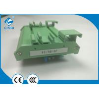 Buy cheap PLC 8 Channel Relay Module / Silicon Controlled Module 3.15A DC24V Low On - Resistance from wholesalers