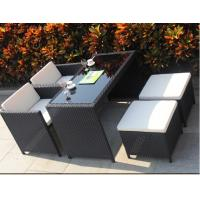 Buy cheap Elegant patio furniture outdoor coffee table and chairs from wholesalers