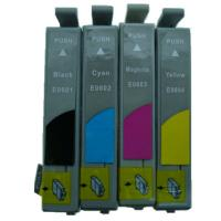 Buy cheap Inkjet Cartridge Compatible for Epson T0601/T0602/T0603/T0604 from wholesalers