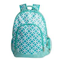 Buy cheap Green Kids School Book Bags / Laptop School Bags For High School Students from wholesalers