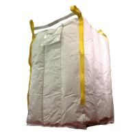 Buy cheap Anti Static Baffle Bulk Bags , Breathable Bulk Bags Tubular Type With Two Loops from wholesalers