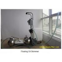 Buy cheap Floating Oil Skimmer from wholesalers