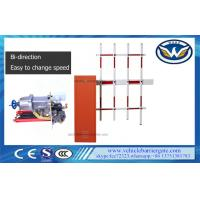 Buy cheap Anti Collision Traffic Barrier Gate Fence Arm Boom Barriers Manual Release Function from wholesalers