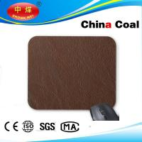 Buy cheap Genuine Leather Mouse Mat Custom Mouse Pad from wholesalers