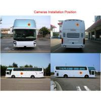 Buy cheap 2D HD Bus Truck Car Surround Camera System With Driving Video Recording / Super Wide Fish Eye,universal model product
