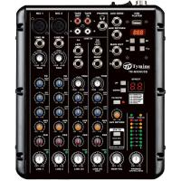 Buy cheap 4 channel mixer with USB audio player & DSP effects from wholesalers
