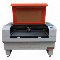Rubber CO2 Laser Engraving Cutting Machine Small Laser Metal Cutting Machine
