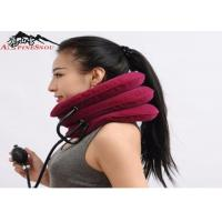Buy cheap Comfortable Lumbar Support Brace Cervical Vertebra Traction Fixation from wholesalers