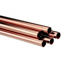 Buy cheap ASTMB88 Electrolysis Copper Pipe Refrigeration 1/4 Inch Copper Tubing from wholesalers