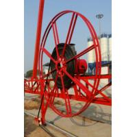 Buy cheap 380V / 440V Vertical Crane Components Motorized Cable Reel System MCR Series from wholesalers