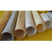 Buy cheap Water and oil repellent dust filtration fabrics , PP,PE,PPS,P84, Nomex, Fiberglass needle punched from wholesalers