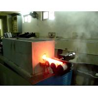 Buy cheap commercial 100KW Induction Heat treatment equipment for Steel Bar Heating from wholesalers
