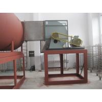 Buy cheap Steam / Natural Gas Forced Hot Air Heating Furnace For Pharmaceutical Industry from wholesalers