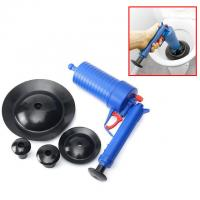 Buy cheap hot sale Toilet High Pressure Air Drain Blaster Cleaner Clogged Pipe and Drain Cleaner from wholesalers