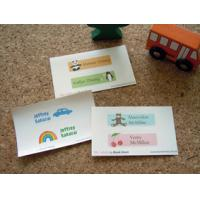 Buy cheap coated fabric tag for garment from wholesalers