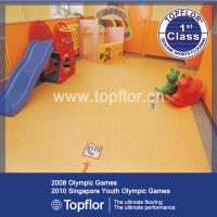 Buy cheap PVC commercial foam flooring covering / plastic decoration flooring from wholesalers