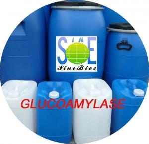Food Grade Enzyme Glucoamylase 150,000u/mL GA Liquid Low Subsidence Szym-GA150LFO