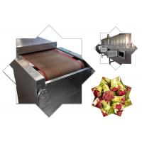 Buy cheap 20KW Microwave Spice Dryer Machine Stainless Steel Material For Green Tea from wholesalers