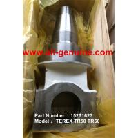 Buy cheap TEREX 15231623 SPINDLE RH OFF HIGHWAY NHL MINING DUMP TRUCK TR35 TR50 TR60 TR100 3305B 3305F 3303 3307 TR45 TR70 MT4400 from wholesalers