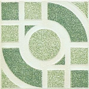 Buy cheap Green Glazed Rustic Ceramic Tiles, Wear-Resistant 8mm Ceramic Floor Tiles product