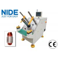 Buy cheap NIDE Semi-auto Single phase stator winding inserting machine for micro induction motors from wholesalers