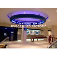 Buy cheap Customized Size Flexible LED Screen Soft With 160° Vision Angle from wholesalers
