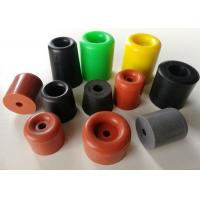 Buy cheap NR Silicone SBR Silicone Rubber Furniture Stoppers Chair Leg Caps Cylinder Shape from wholesalers