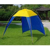 Buy cheap Portable large space beach tent/fishing tent/sun shelter tent/camping tent/awning from wholesalers