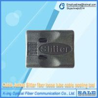 Buy cheap Cable Jacket Slitter fiber loose tube cable peeling tool from wholesalers