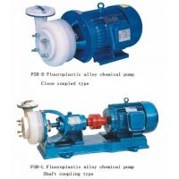Buy cheap FSB Series fluoroplastic chemical pump from wholesalers