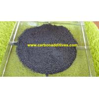 Buy cheap 95% Fixed Carbon Graphitized Petroleum Coke , Petroleum Coke Producers from wholesalers