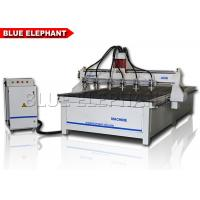 Buy cheap Steel Frame Multi - Head CNC Router Mini Lathe Machine ER 25 Collet from wholesalers