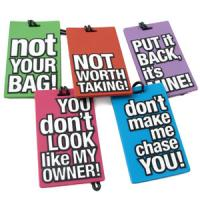 Buy cheap 13121-1 Flexible Luggage Tag product