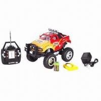 Buy cheap 4 x 4 Plastic RC Jeep Car Toy from wholesalers