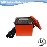 Buy cheap Electronic resistivity meter metal prospecting instrument from wholesalers