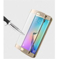 3D 9H Hardness Smartphone Glass Screen Protector Fingerprint Resistant Samsung Galaxy S7