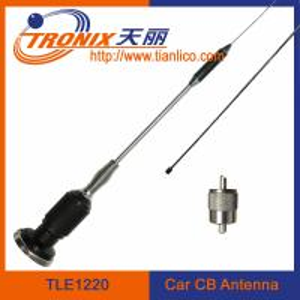 Buy cheap 27mhz radio cb antenna/ magnetic mount cb car antenna/ car cb antenna TLE1220 product