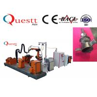 Buy cheap 3000W Semiconductor Laser Cladding Machine Quenching / Hardening For Roller Mould from wholesalers