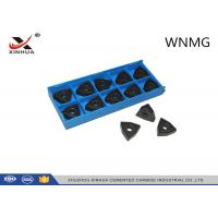 Buy cheap Solid Carbide Lathe Inserts Carbide Lathe Turning Tools WNMG Precision from wholesalers