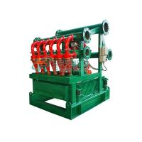 Buy cheap High Performance Mud Cleaner with Bottom Shale Shaker / Oil Drilling Mud Shaker from wholesalers