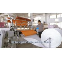 Buy cheap CS64 Chishing Industrial Quilting Machines , Lock Stitch Sewing Machine With 4 Inch Stroke from wholesalers