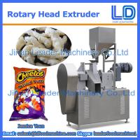 Buy cheap Rotary head extruderfor Niknak, cheetos, kurkure, cheese curls from wholesalers