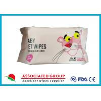 Buy cheap Hand & Mouth 80pcs Baby Cleaning Wipes Household Use Care For Newborns And Mothers product