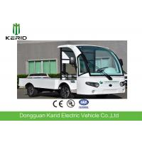 Buy cheap Heavy Duty Street Legal Electric Utility Vehicles , Electric Cargo Car Eco Friendly from wholesalers