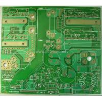 Buy cheap Professional FR-4 Double Sided pcb board plated through hole & pcb layout from wholesalers