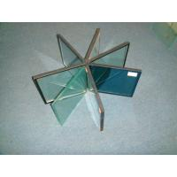 Buy cheap Low-E Tempered Double Glazed Insulated Glass For Door , Insulated Laminated Glass from wholesalers